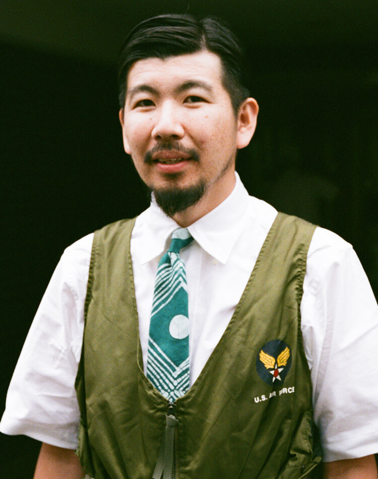 Daishi Nishino