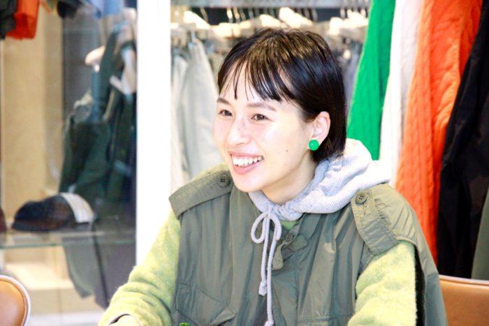 BEAMS BOY伊野宏美さんが語る、メンズライクなアイテムに機能性をプラスする理由