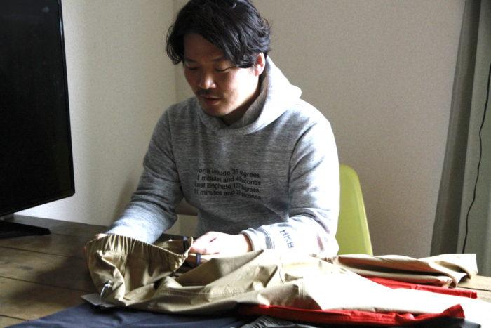 THE NORTH FACE大坪ディレクターが語る、新定番「Doro Light pants(ドーローライトパンツ)」開発の舞台裏
